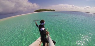 Kryštáľová voda na Zanzibare
