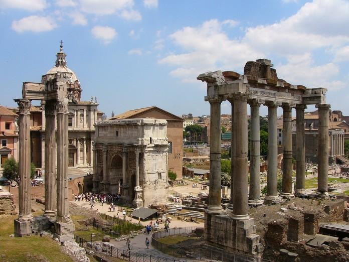 Mesto Rím a lacné letenky do Ríma