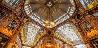 Leadenhall Market londýn
