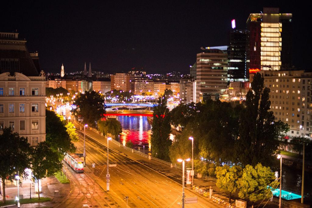 Nočná Viedeň
