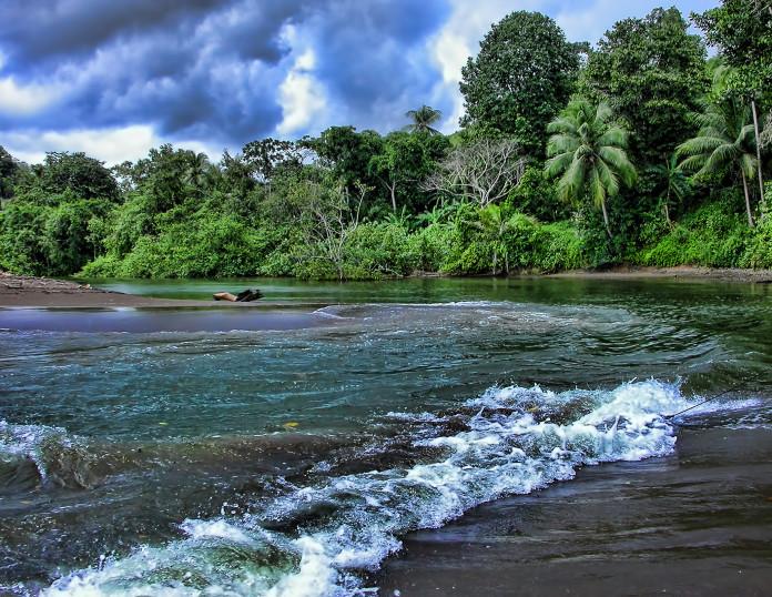 pobrežie Kostariky