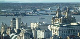 Mesto Liverpool