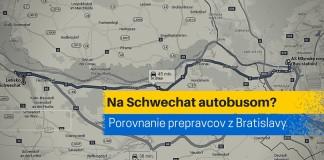 porovanie autobusov na letikso vo Viedni