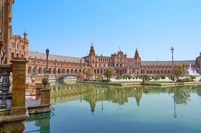 mesto Sevilla