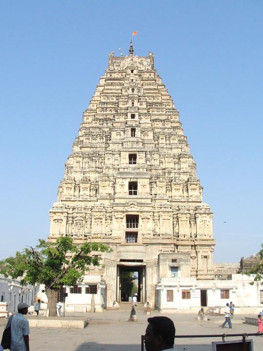 virupaksha-temple-174650_960_720