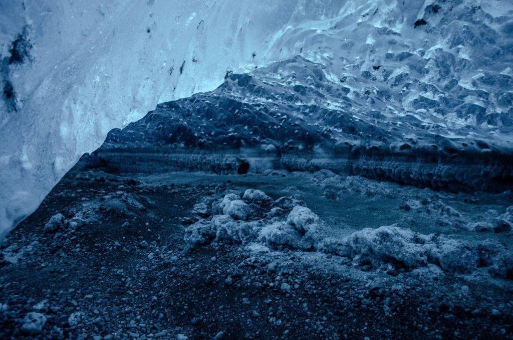 ľadovcová jaskyňa