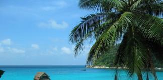 ostrov Koror oceán