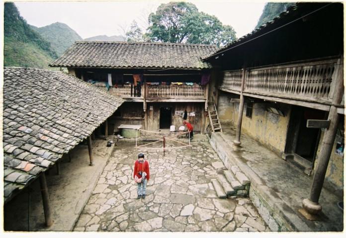 dedina vo Vietname