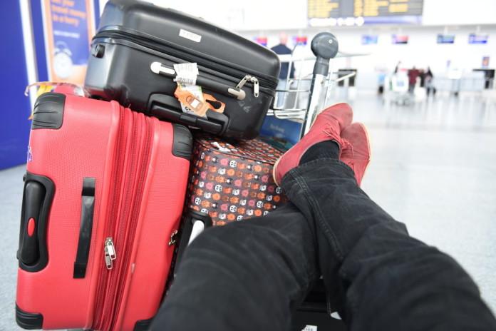 kufre na letisku