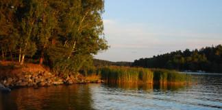 švédsko jazero