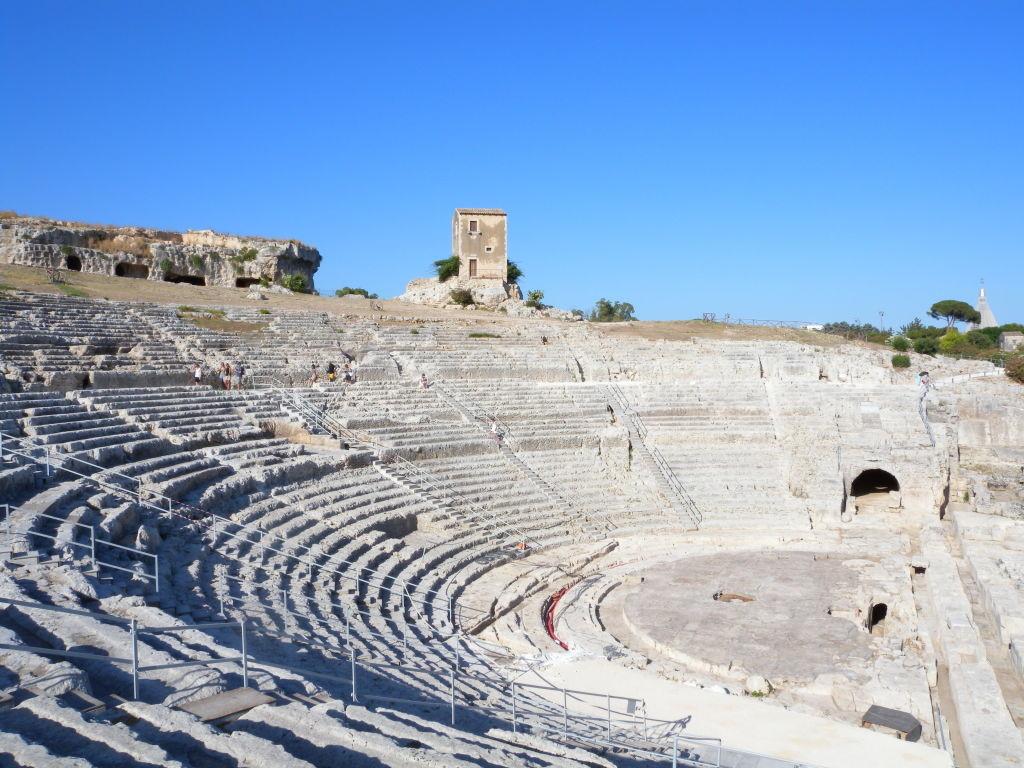 syrakúzy Sicília