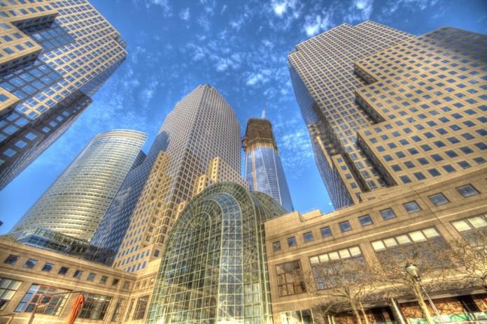 New York mrakodrapy