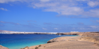 ostrov Lanzarote