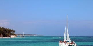 jachta na Guadelope