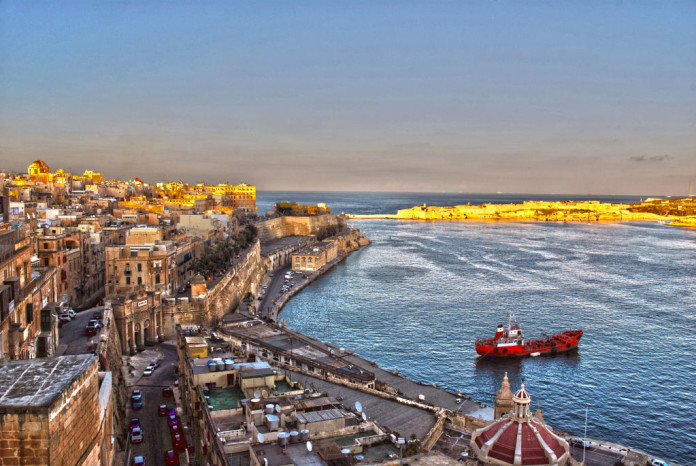 hlavné mesto Malty