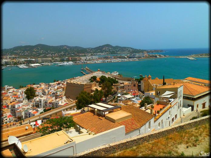 mesto na Ibize