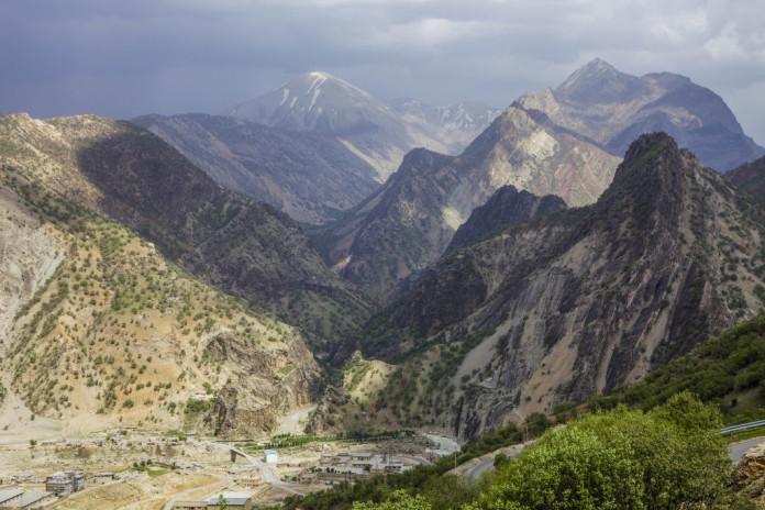 hory v Iráne