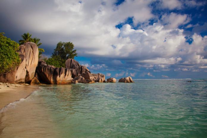 seychely pláž