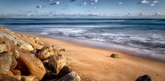 pláž Portugalsko - Faro