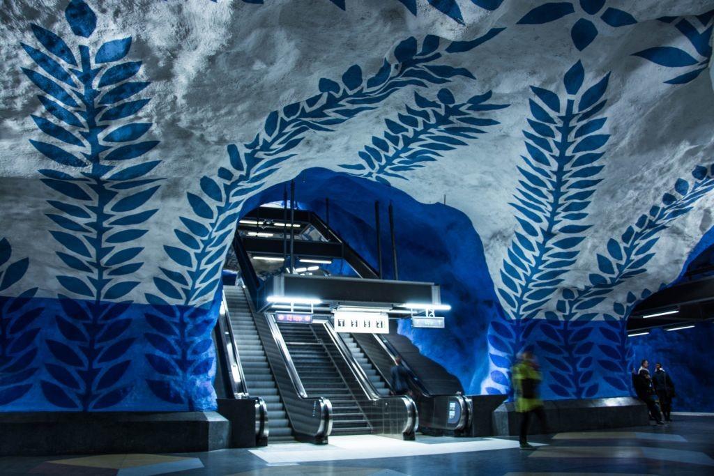 Stanica T-Centralen Štokholm