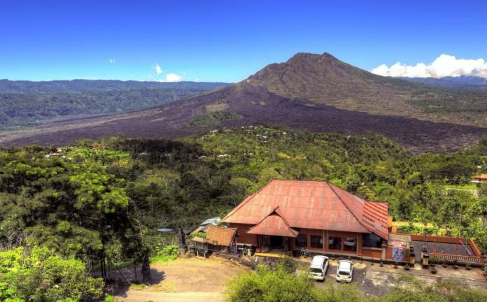Bali príroda + ubytovanie