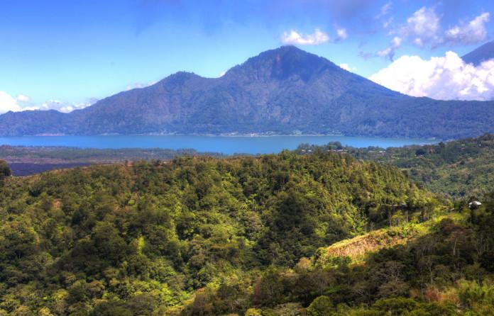 príroda v Indonézii