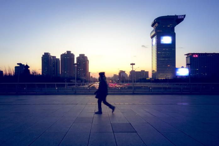Čína a jej hlavné mesto Peking