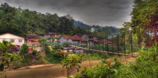 most v Malajzii