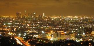 mesto Los Angeles