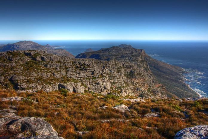 Juhoafrická republika hory