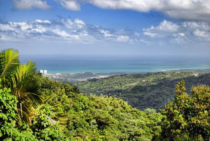 Portoriko a jeho príroda