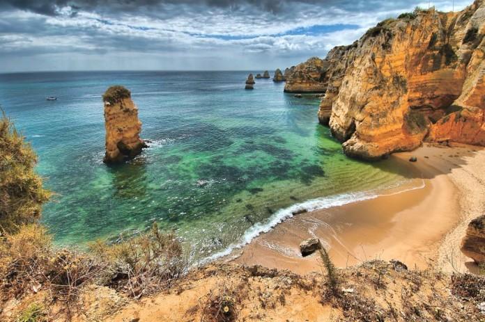 Algarve - pláž + more