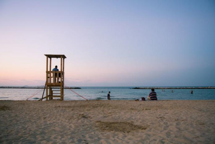 Bari pláž