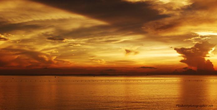 Phuket - výhľad na more