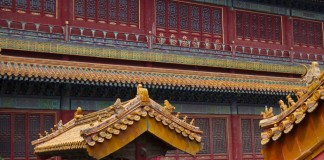 Peking - chrám
