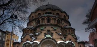 Sofia - kostol