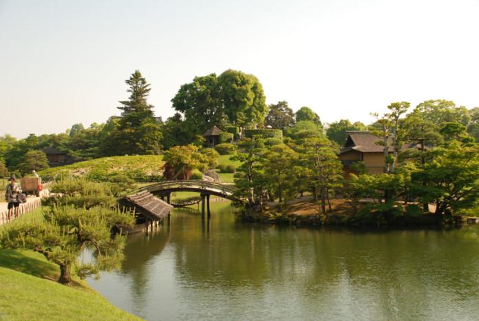 Japonsko - Okayama
