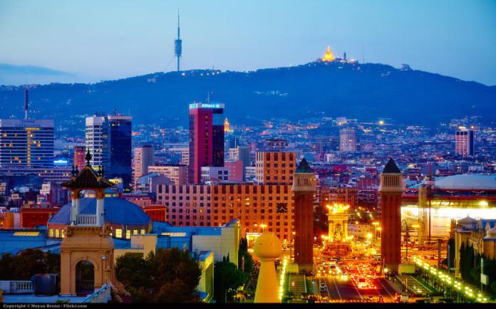 Barcelona - mesto