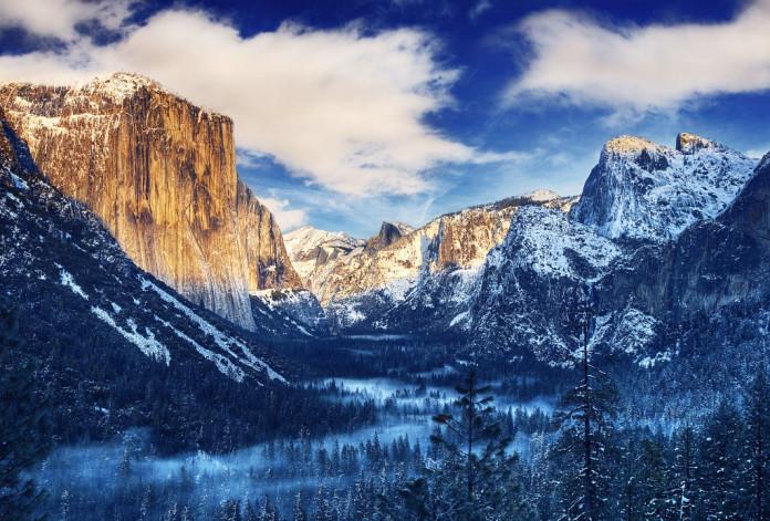 Yosemite národný park