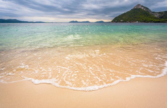 Mallorca - pláž