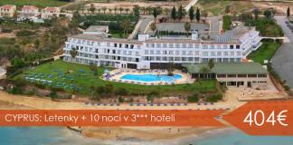 Cyprus dovolenka