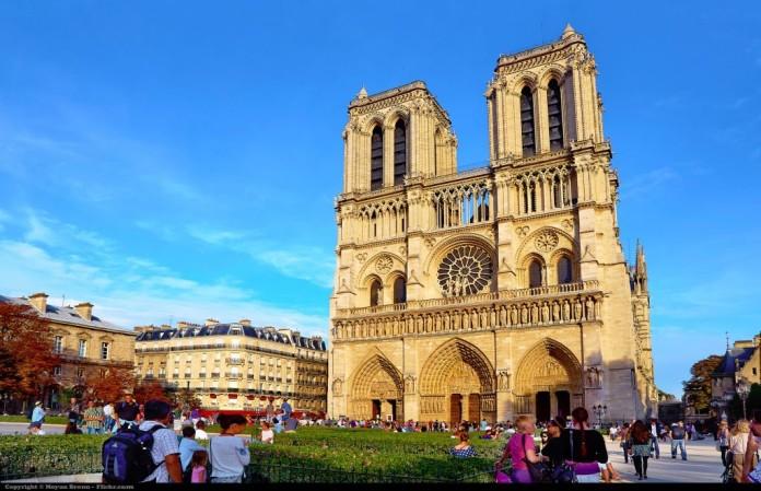 Paríž - Notre dame de Paris