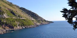 Kalábria - pobrežie