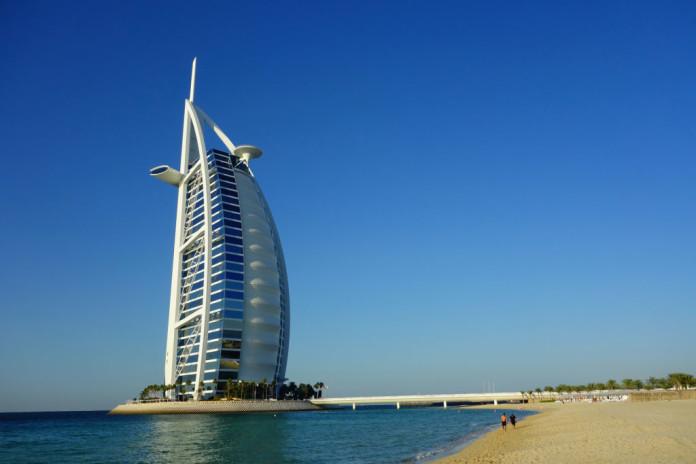 Dubaj - Burj Al Arab Hotel