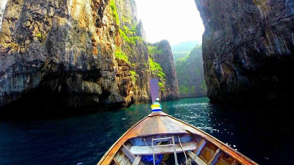 Trip po Juhovýchodnej Ázii - Thajsko