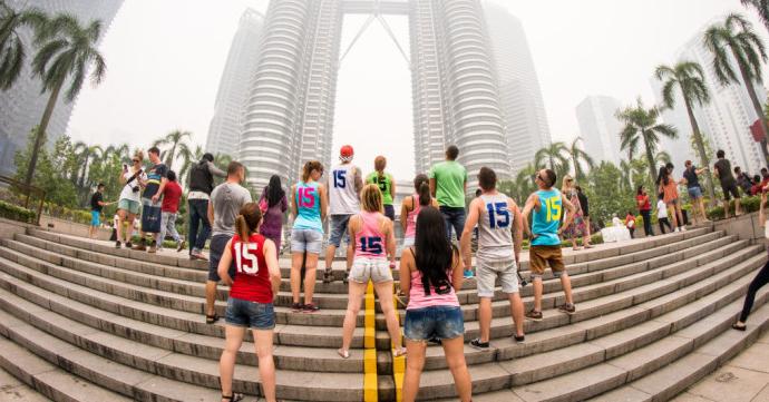 Juhovýchodná Ázia trip - Kuala Lumpur