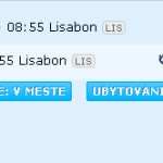 letenky rím lisabon