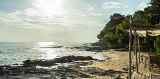 Thajsko, pláž