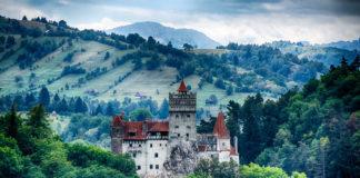 Drakulov Hrad , Rumunsko - Bran Castle