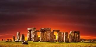 Stonehenge , Veľká Británia